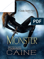01 Monster - Carmen Caine