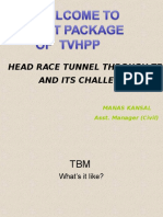 Tbm an Overview