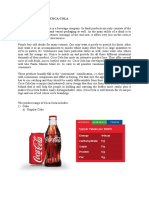 Marketing Mix of Coca