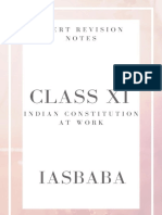 Iasbaba Block 1 Set 1 Polity