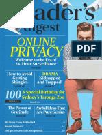 Reader's Digest - October 2016