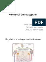 Hormonal Contraception Mhsw