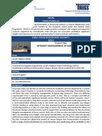 PhD Description