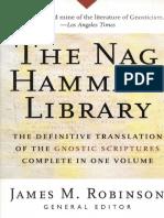 The Nag Hammadi Library - Partial
