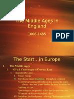 Middle Ages Information Presentation