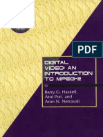 Digital Video Compression  by Barry G. Haskell, Atul Puri, Arun N. Netravali
