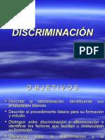 clases10 DISCRIMINACIÓN