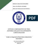 Tesis - Estudio Comparativo de Tres Sistemas Islados - España