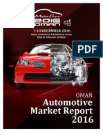 Oman Automotive Market Report