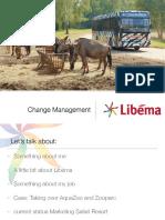 Libéma Change Management
