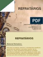 01A INTRODUÇÃO REFRATARIO