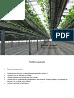 1.Introduction a La Nutrition Des Plantes 2014