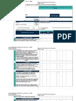 Formato Evaluación de Desempeño Por Competencias Laborales