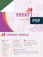 Yayati Profile v3