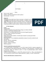 Pancreatită Cronica, Forma Recidivantă, Acutizare Cu Dereglari Exocrine