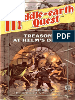 MiddleEarth Quest 2 Treason at Helms Deep Solo Adv