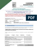 Autoevaluacion Informe Final Del Docente