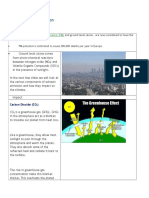 Air Borne Emission