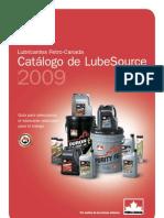 Catalogo de Lubricantes Petro-Canada
