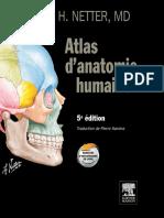 Netter - Atlas D'anatomie Humaine