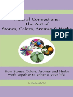 Natural Connections_ the a-Z of Stones, Colors, Aromas and Herbs