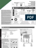 VSX-824-K Quickstart Manual NL en FR de IT RU ESpdf