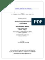 PROCESOS DE CEREALES Y OLEAGINOSAS