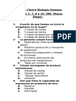 Modelo Final Biologia Humana UNC Unidades 5,7,8 y 10. Diego Rosso-1