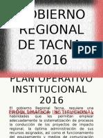 Gobierno Regional de Tacna