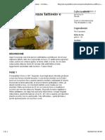 Torta Soffice Senza Lattosio e Senza Glutine - Ricette Francesca