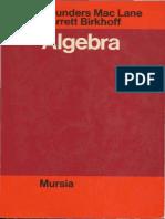Birkhoff & Maclane - Algebra - Mursia