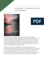 Ecologie Monde