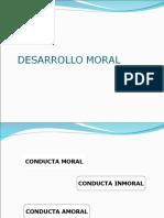 Desarrollo Moral