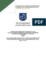 Revision en Informe Final de Pasantia