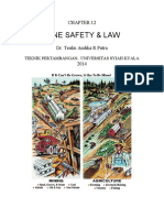 12_Mine Safety _ Law