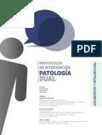 Protocolos de intervención en patología dual