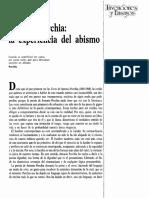 Francisco Jose Cruz - Antonio Porchia. La Experiencia Del Abismo 1
