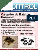 Revista Microcontrol Nº 8