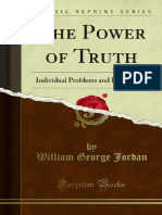 The Power of the Truth