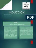 Inducción Al Instructor SENA