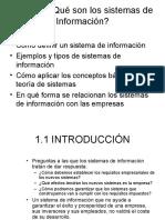Tema 1-Que Son Los Sistemas de Informacion
