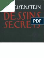 S. M. Eisenstein - Dessins Secrets
