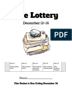 the lottery packet