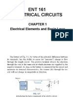 ENT 161 (C1-Basic Electrical Elements and Laws)