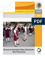 Manual de Activacion Fisica y Recreacion promotor.pdf