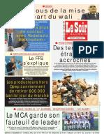 Journal Le Soir Dalgerie 11.12.2016