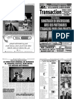 Journal Transaction DAlgerie Du 10.12.2016