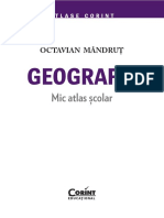 Geografie Mic Atlas Scolar Fragment