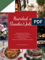 Navidad en Claudia Julia