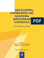 La inclusión expresión de nuestra identidad católica